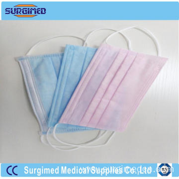 Medical Disposable 3ply Non-woven Face Mask